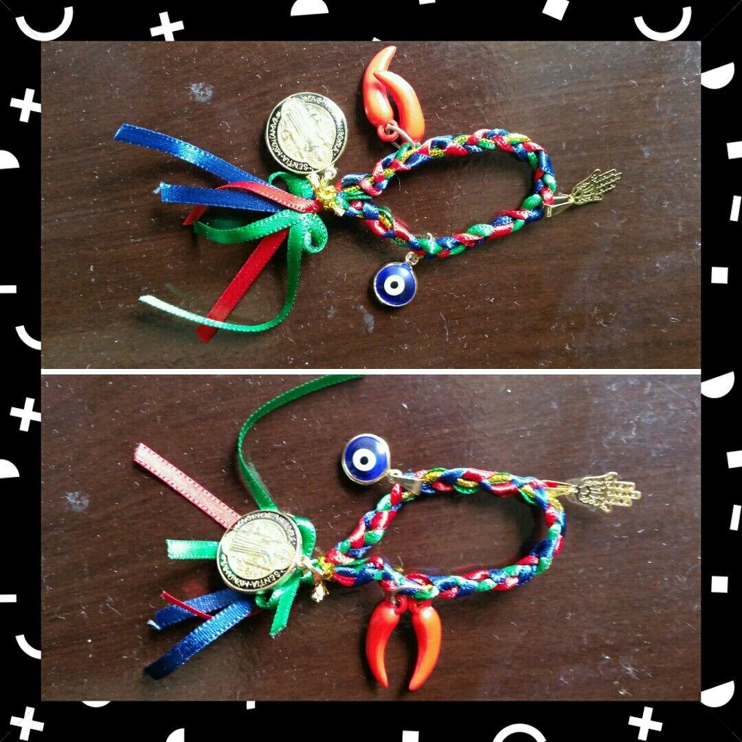 8ef44fc60dea Amuleto da sorte para andar no bolso, bolsa ou carteira ...