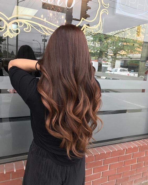 Photo of 68 Incredible brown hair caramel highlights trend