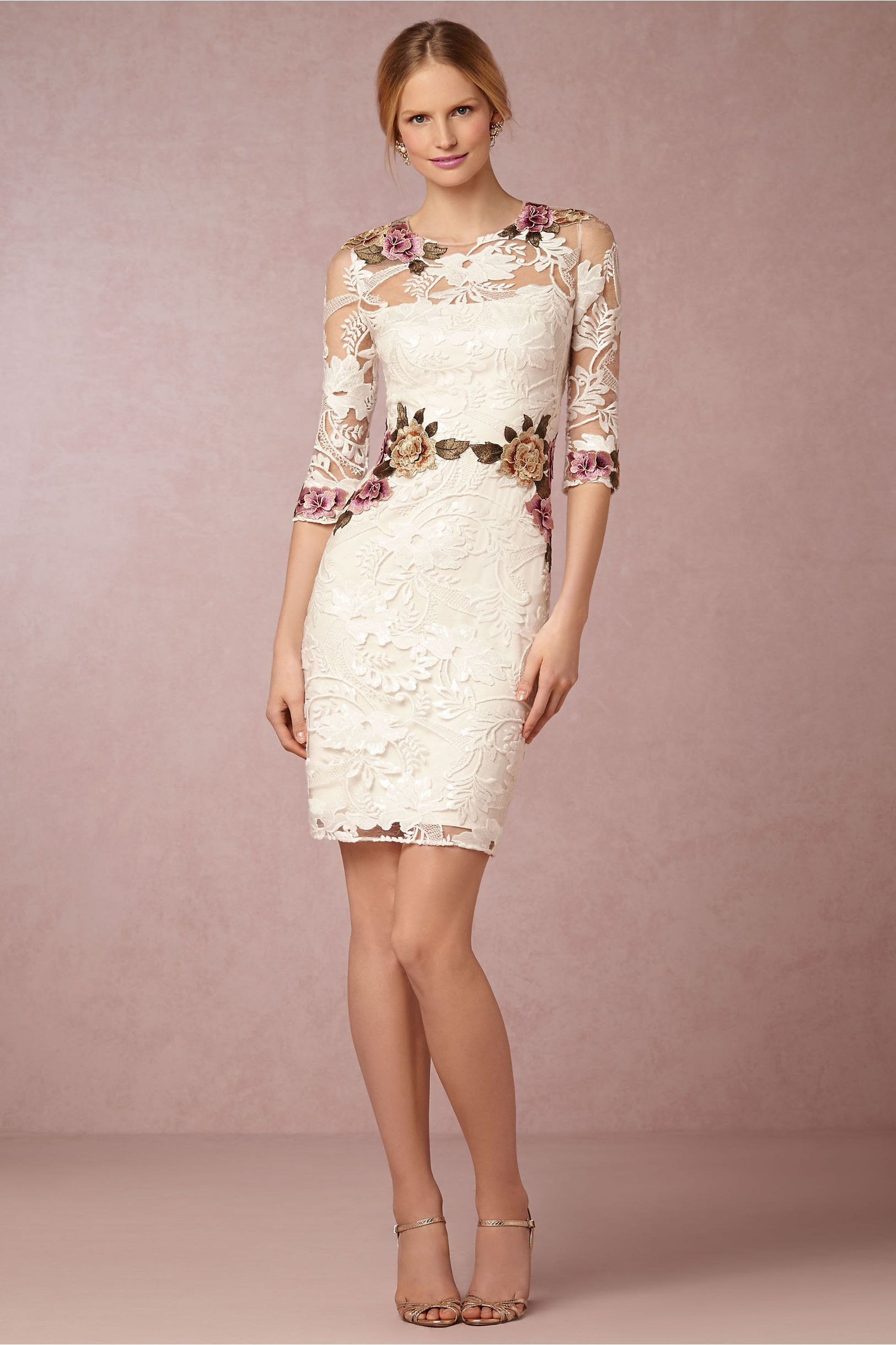 Bhldn gabrielle embroidered dress reception bride reception bhldn gabrielle embroidered dress ccuart Images