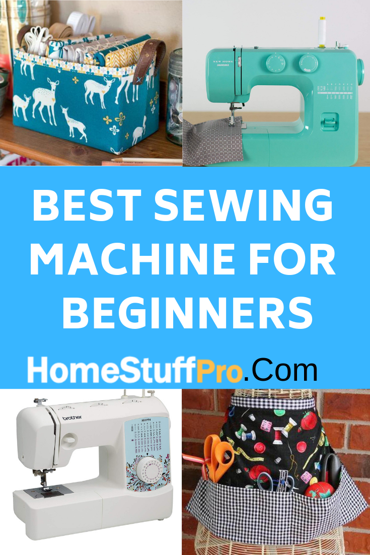 Best Sewing Machine For Beginners To Buy Sewing machine