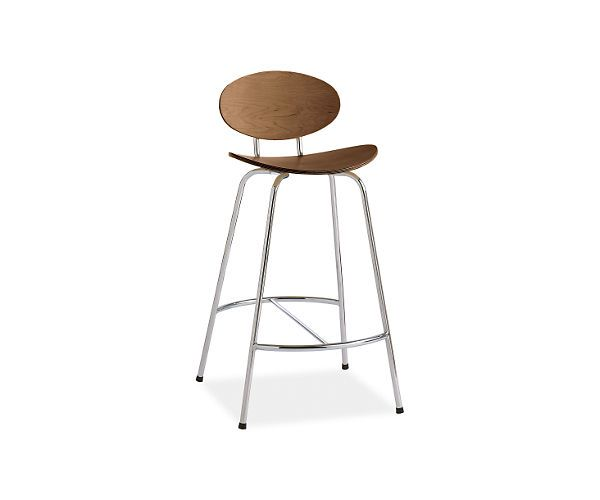 Radius Stools From Room Board For Our Kitchen Counter