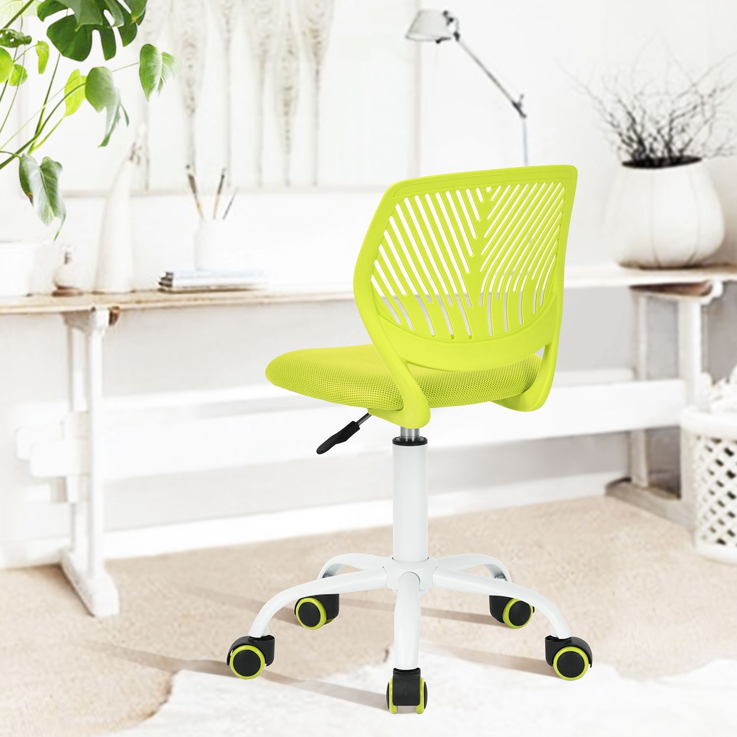 Fabulous Office Task Desk Chair Adjustable Mid Back Home Children Gmtry Best Dining Table And Chair Ideas Images Gmtryco