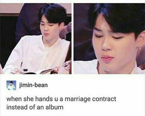 I WouldnT Hand Him A Marriage Contract Only Cuz I Know IM A