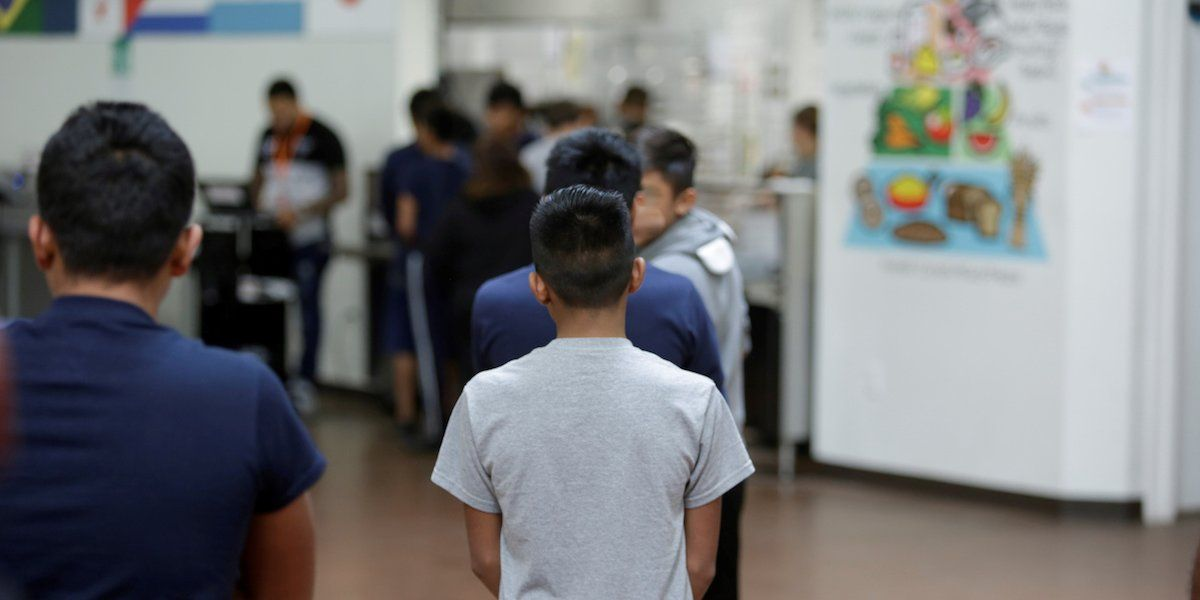 Immigrant children say they were abused while detained in