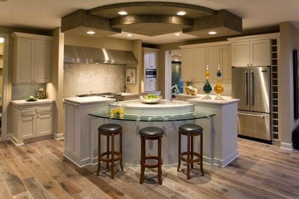 Creative L Shaped Kitchen Islands  Google Search  Islands For Stunning Kitchen Island Lighting Design Decorating Inspiration