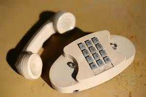 Old Style Cordless Phone