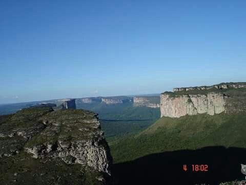Morro do Pai Inácio - Chapada Diamantina