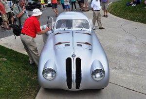 1939 BMW 328 Mille Miglia Touring Coupe | Bmw 328, BMW and Amelia island