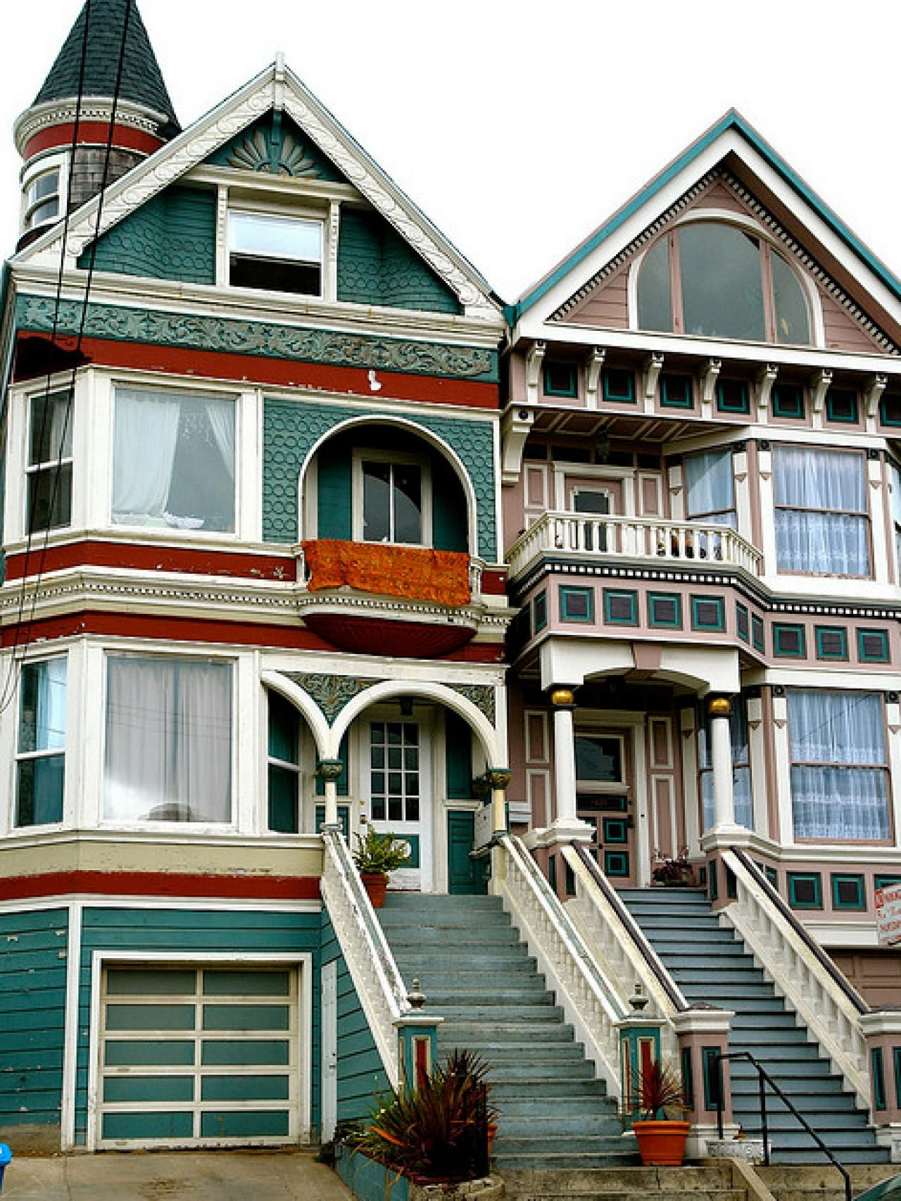 Http Www Hgtv Com Design Decorating Design 101 San Francisco Style Homes Pictures Victorian Homes Victorian Style Homes Victorian Architecture