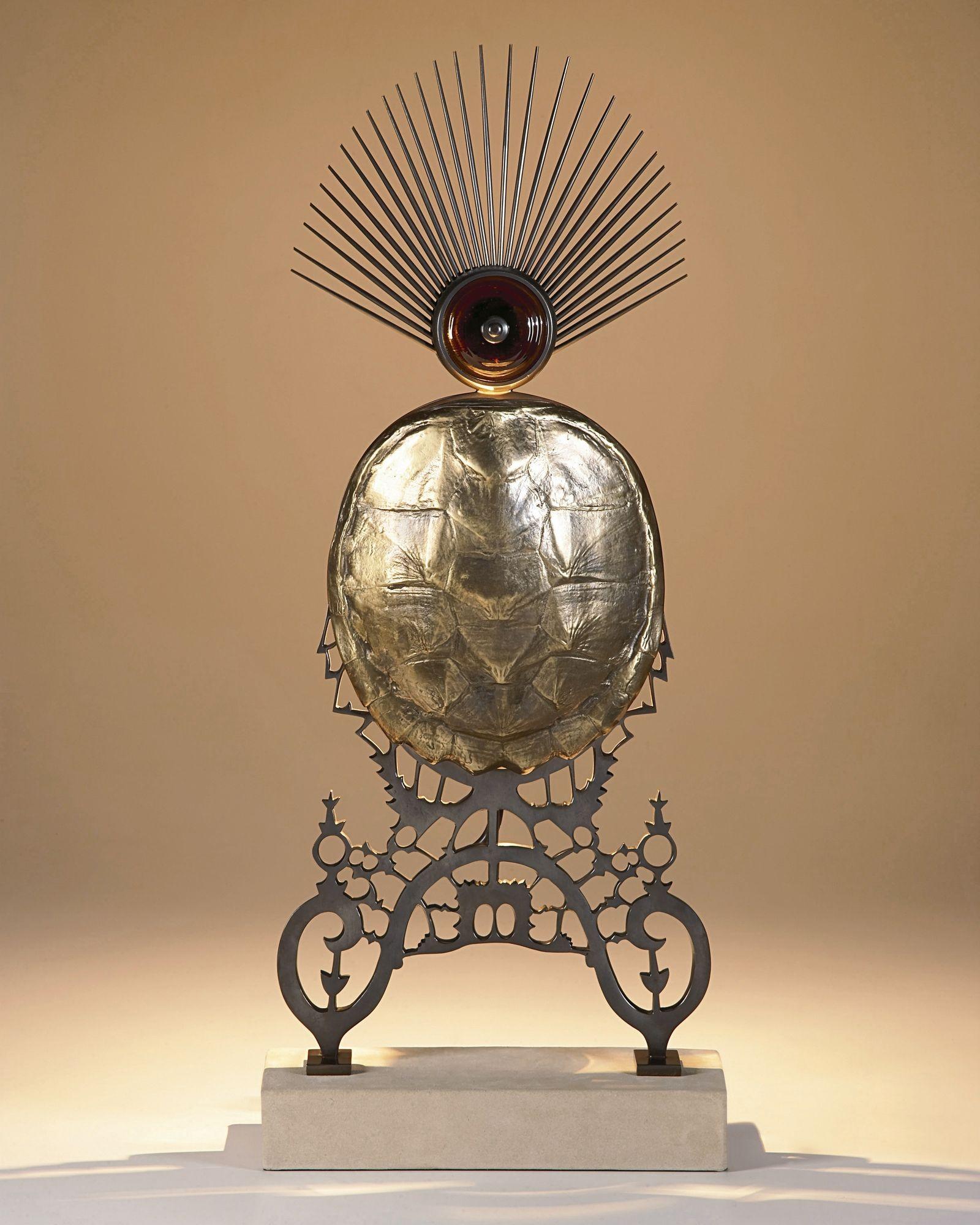 Terrapin Lamp By Tony Duquette