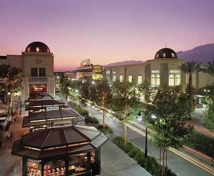 Victoria Gardens Mall Rancho Cucamonga Wish I Could Have Brought This Mall To Iowa Places