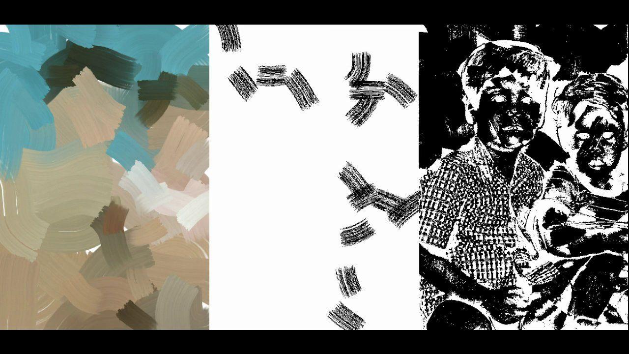 Oil painting simulation by  Javier Graciá Carpio on Vimeo