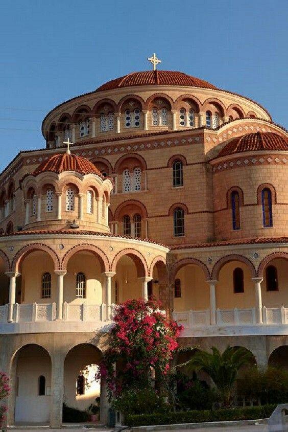 Monastère de St Nectaire d'Egine