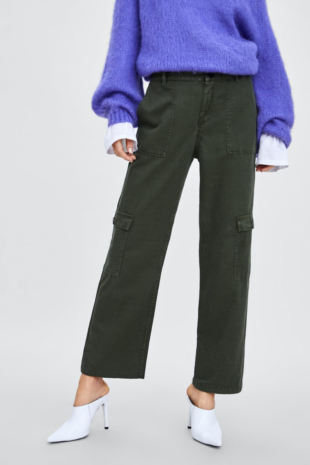 32442eaa ZARA Trends That You Want To Get On Board - Street Style bargains ...