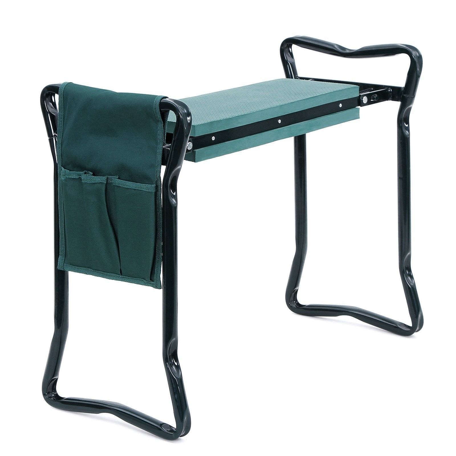 accessories tool pcs a lawn bag garden tools with gardening home seats kneelers gift scooters steel stool stainless folding set