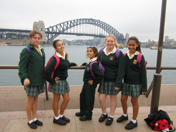 sydney girls uniform - photo#2