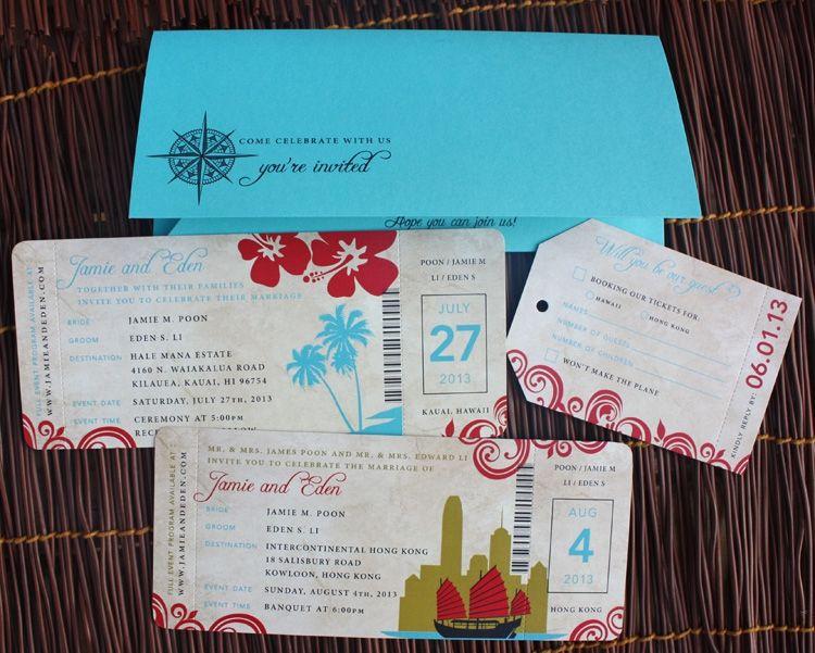 Wedding Invitation Hawaii Hawaiian Templates Image Collections Design Ideas