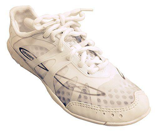 Nfinity Vengeance Cheer Shoe Size Y2 Color White Nfinity Http Www Amazon Com Dp B006w9xzms Ref Cm Sw R Pi Dp Y8srub0q2 Cheer Shoes Shoes Nfinity Vengeance