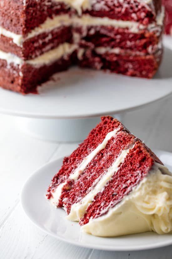 Most Amazing Red Velvet Cake