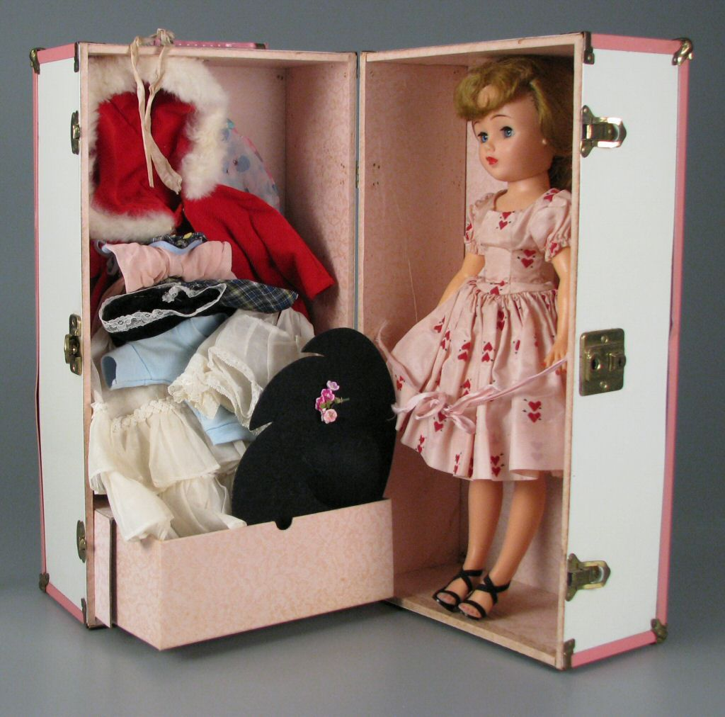 109.16620: Miss Revlon | doll set | Dolls from the Fifties and ...