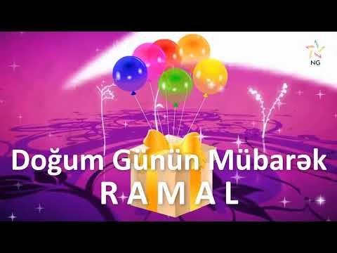 Dogum Gunu Videosu Ramal Youtube Song Lyrics Wallpaper Songs Lyrics