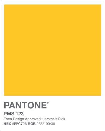 aesthetic yellow hex codes