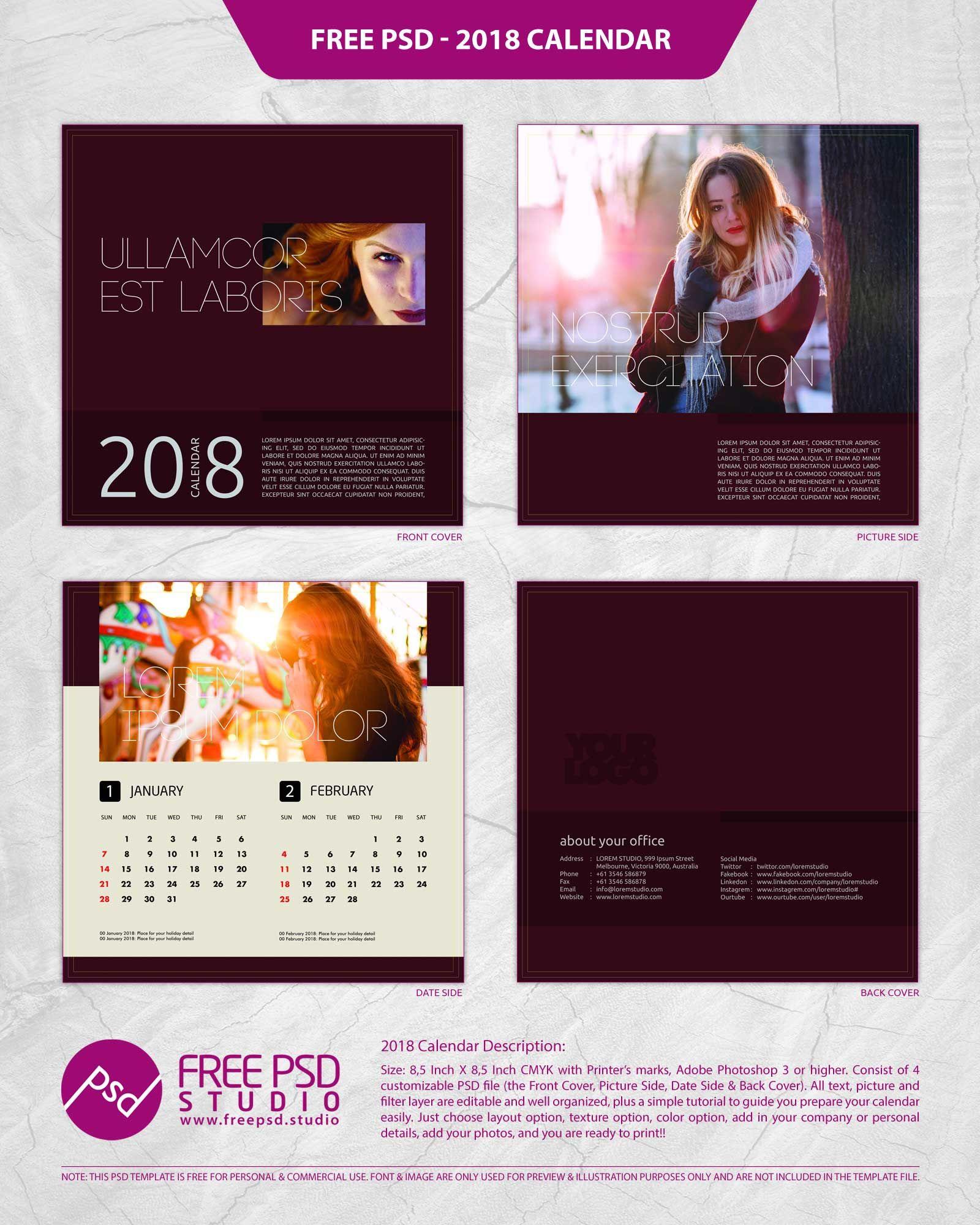 Calendar Psd  Calendar Template Free Template Calendar