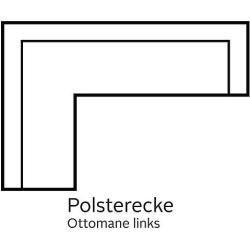 Upholstered corners & corner sets -  Trendmanufaktur corner sofa Newlook Trendmanufakturnewlook Tren...