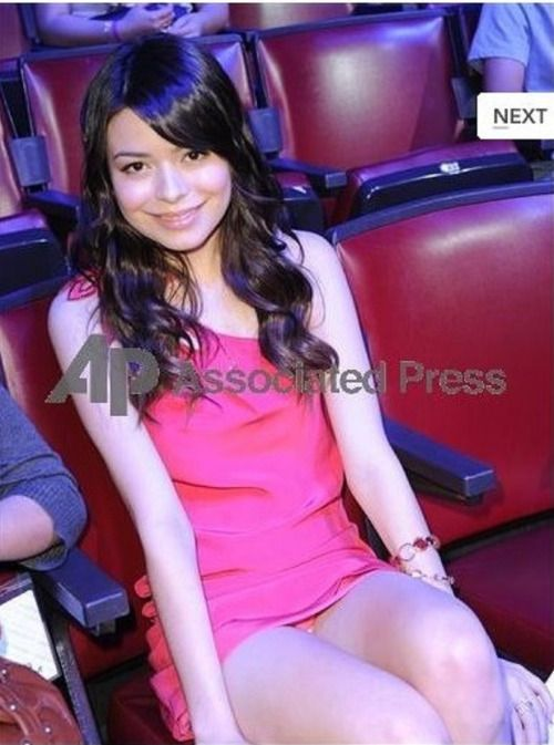 Thanks for Miranda cosgrove upskirt pictures
