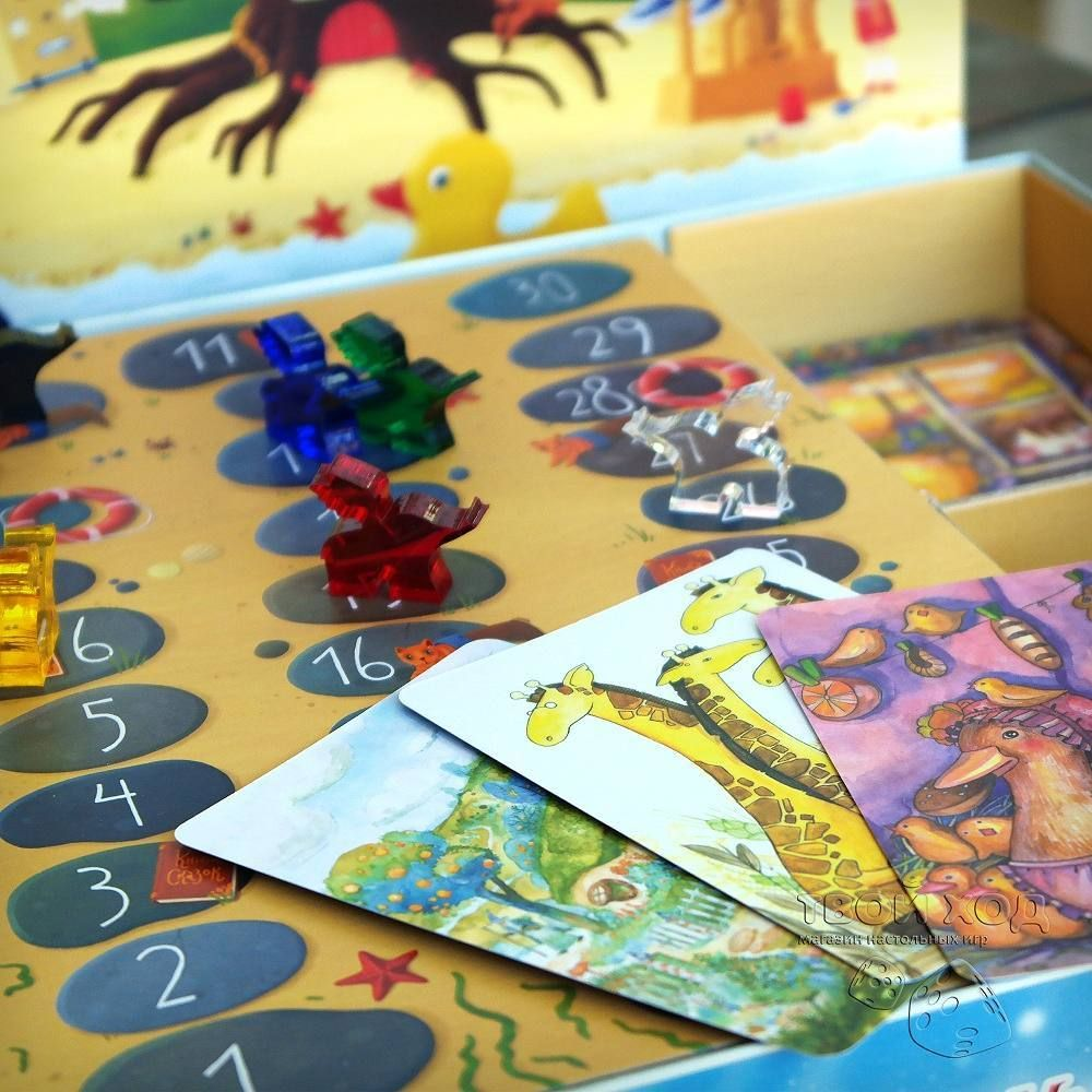 Board game Imaginarium: rules and tips 16