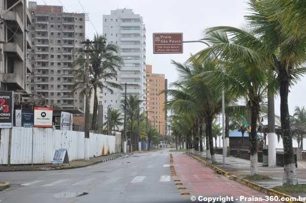 Praia São Paulo, Mongaguá (SP)