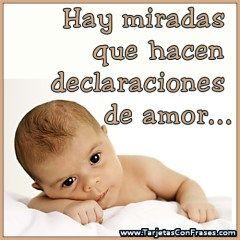 Imagenes De Bebes Con Frases De Amor Frases De Amor