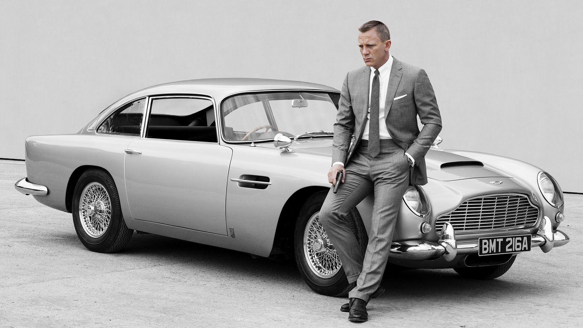 Aston Martin DB5 : 007