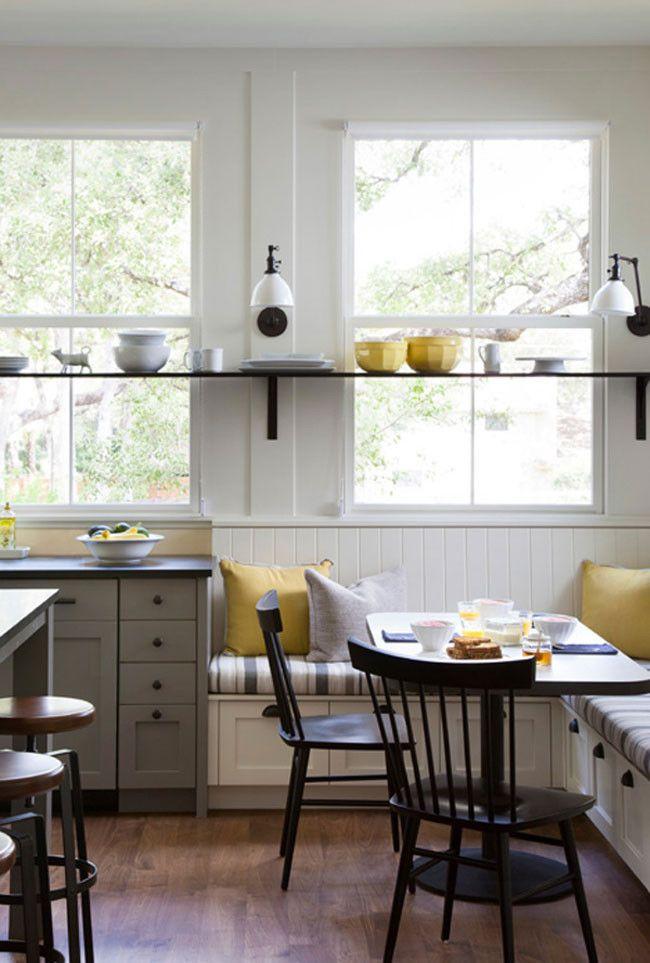 11 ideas para crear un office en tu cocina | Mesa cocina, Cocinas y ...