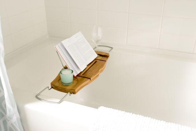 Bathroom | Aquala Bathtub Caddy | UMBRA