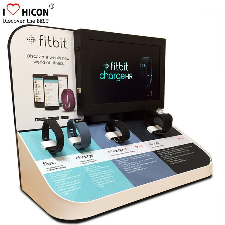 Smart Watch Display Stand Countertop With Custom Logo From Hicon