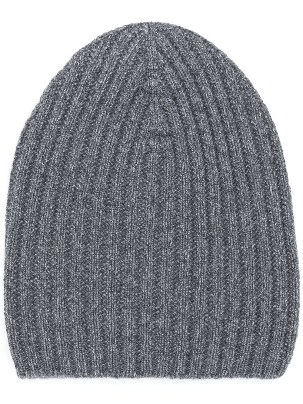 534c6815 Barrie ribbed-knit cashmere beanie - Grey in 2019 | Products ...