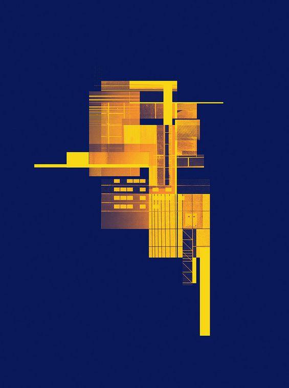 Architectonic by jess nordquist via behance capitalism for Architektur design studium