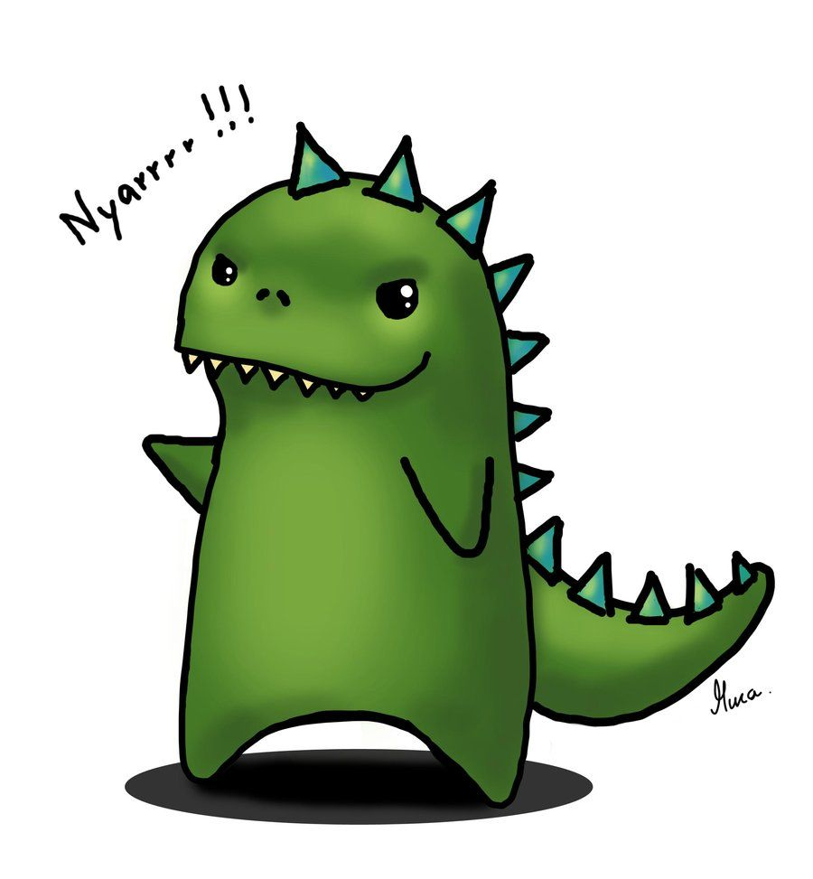 Showing post & media for Cute godzilla cartoons | www.cartoonsmix.com