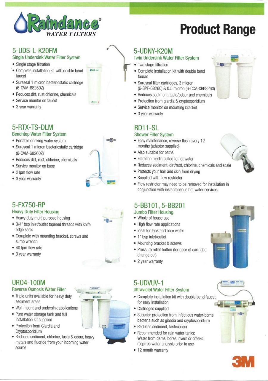 Undersink Water Filter Perth Water Filter Warehouse Water Filter Water Filters System Filters