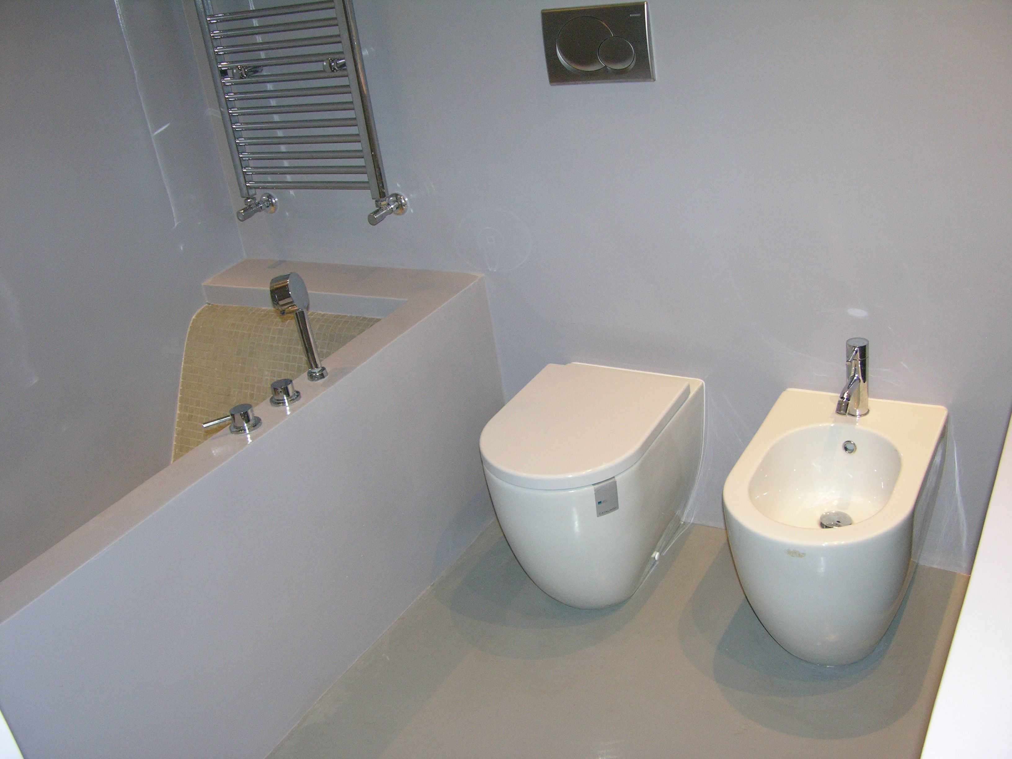 Scaletta Bagno ~ 14 best bagni images on pinterest bathrooms cement and concrete