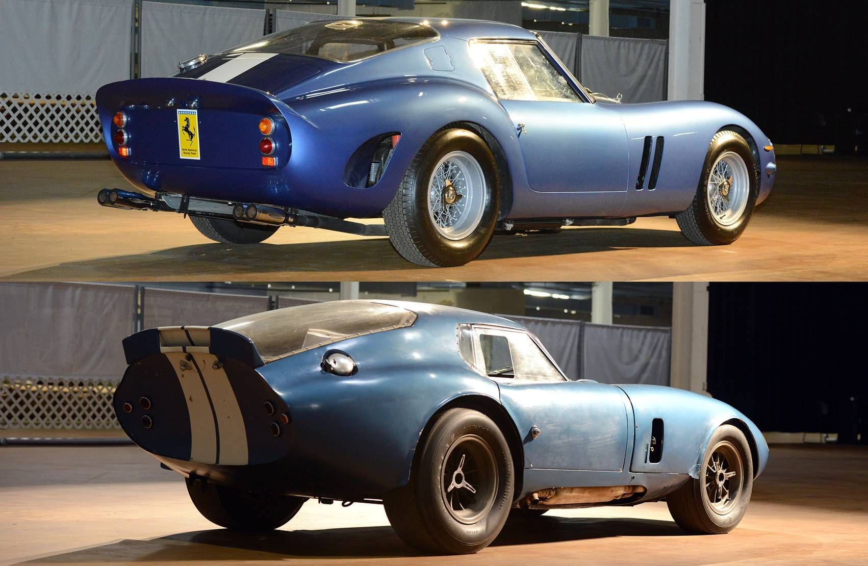 Ferrari 250 Gto And Cobra Daytona Classic Cars Daytona Coupe