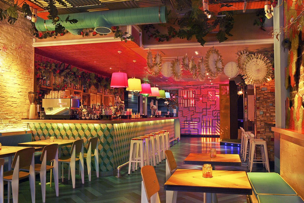 Barrio east brings a taste of latin mood in london