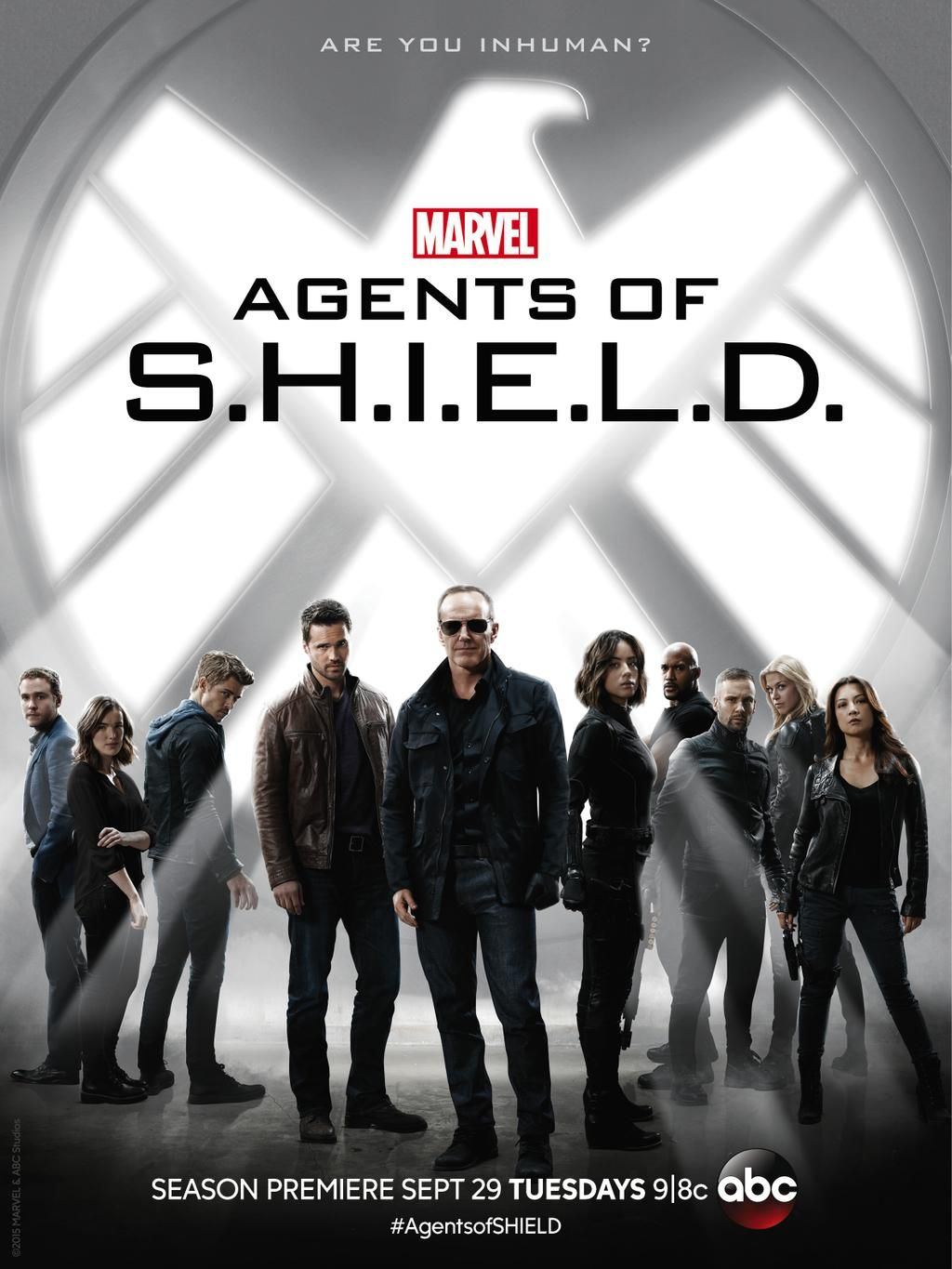 Marvel Entertainment On Twitter Agents Of Shield Marvel Agents Of Shield Agents Of Shield Seasons