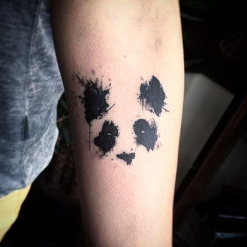 Tatuaje Panda Acuarela 30 tatouages pour les fans d'animaux | tattoo | pinterest | tatuajes