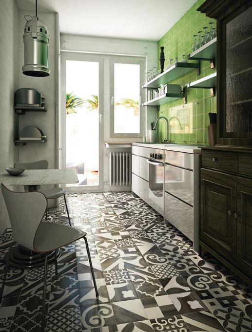 Funky Tiles For A Downstairs Loo Downstairsloo Downstairs Loo Small Bathroom Loos