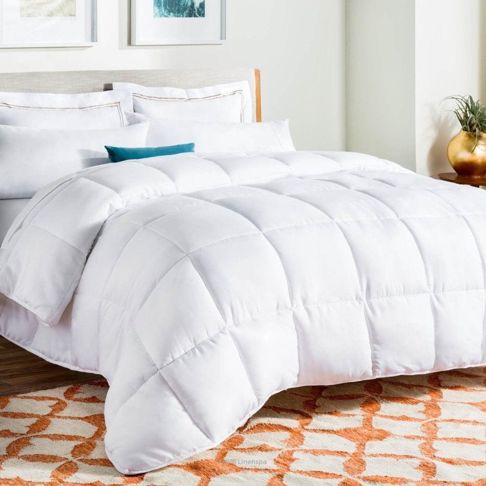 29 Ways To Make Your Bedroom A Sanctuary Cool Comforters Fluffy