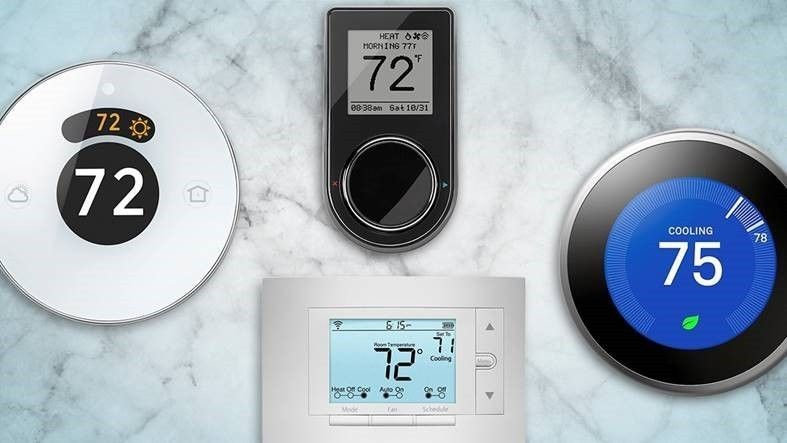 Automate Your Thermostat Hvac System One Of The Easiest Things You Can Do 2 Instantly Start Saving Money Smart Thermostats Thermostat Programmable Thermostat