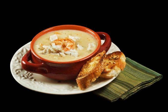 Shrimp-Crab-Chowder