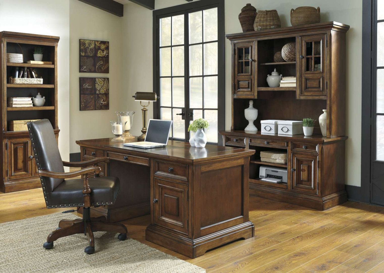 70 ashley home office furniture sets country home